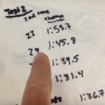 Getting faster by testing your rigging numbers