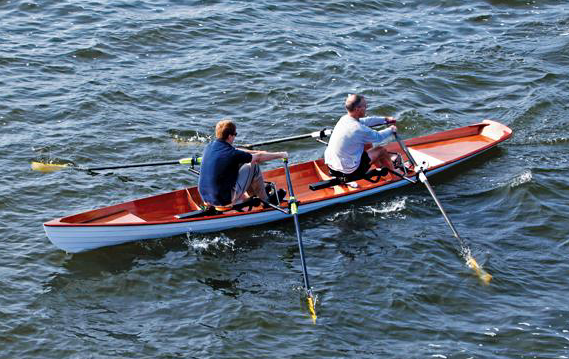 What Gives With Rowing Shells? - MaxRigging