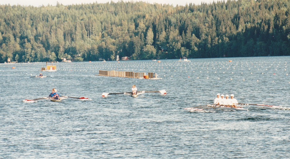 1995 World Rowing Championships Tampere Finland