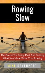 rowing fast